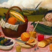 Fernando-Botero-Picnic